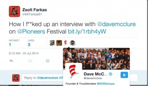 dave mcclure twitter