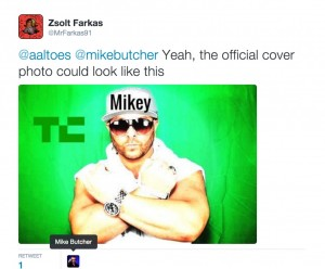 mike butcher twitter